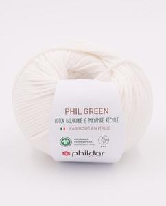Phil Green Blanc