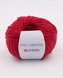 Phildar Cabotine Griotte