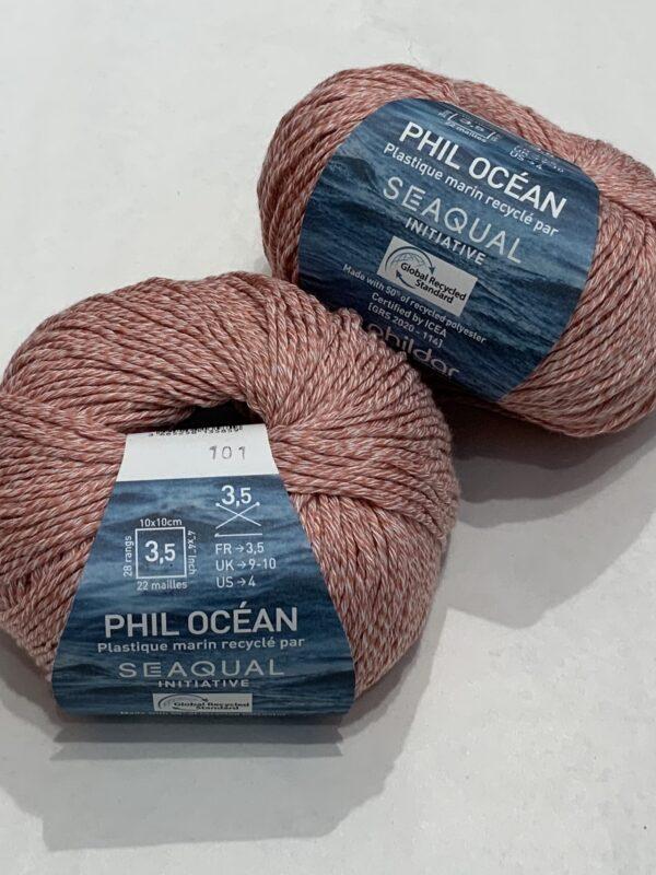 Phil Ocean Terracotta