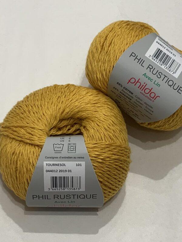 Phil Rustique - Tournesol