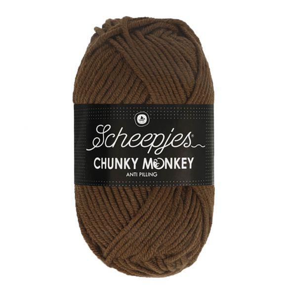 Scheepjes Chunky Monkey - 11054 Tawny