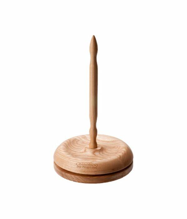 ChiaoGoo Draaischijf hout 17x25cm
