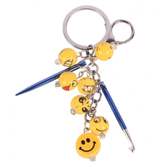 KnitPro Bedels en aanhangers voor breiers happiness