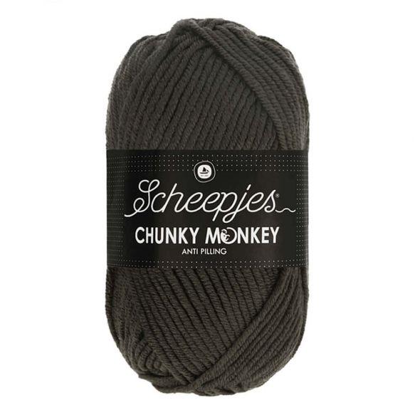 Scheepjes Chunky Monkey - 2018 Dark Grey