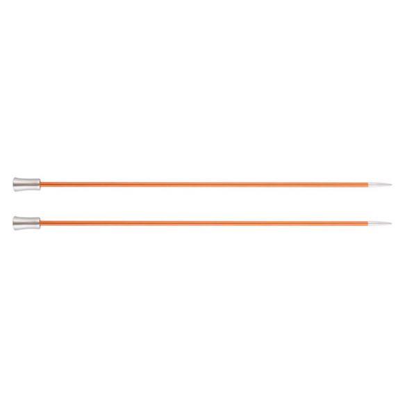 KnitPro Zing Breinaalden Met Knop 40cm 2.75mm