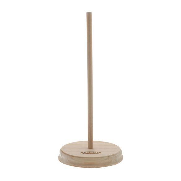 Poppenstandaard (Opry) hout 20 cm