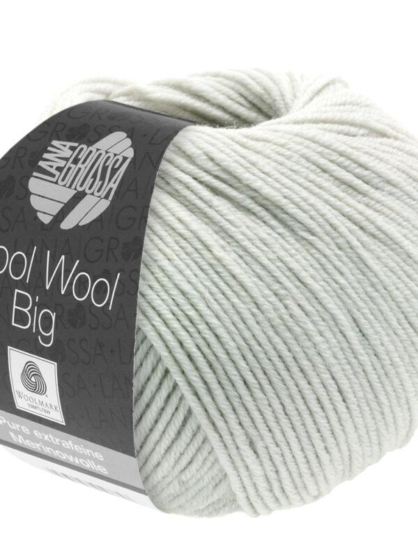 Cool Wool Big - 1002 Witgrijs