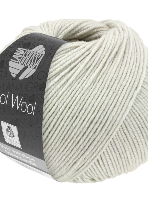 Cool Wool - 2076 Mosselgrijs