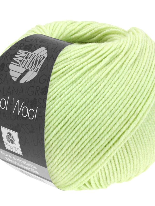 Cool Wool - 2077 Patelgroen