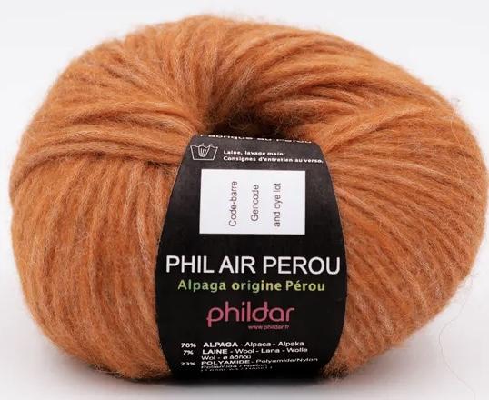Phil Air Perou Ecureuil