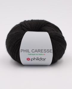 Phildar Caresse - Noir