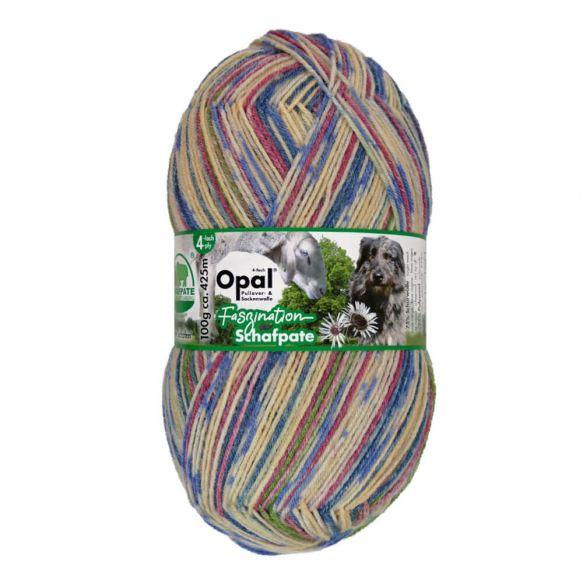 Opal Faszination Schafpate 4-draads kleur 11037