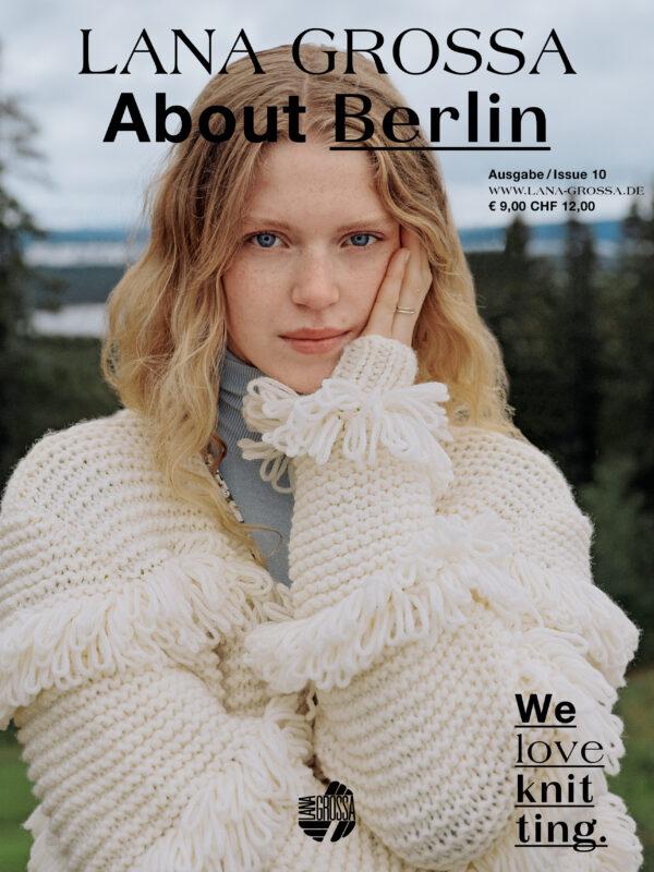 Lana Grossa About Berlin nr 10